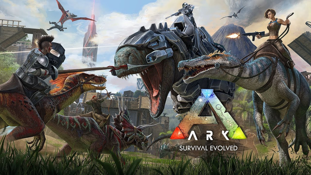 Ark Survival Evolved PC AND MAC