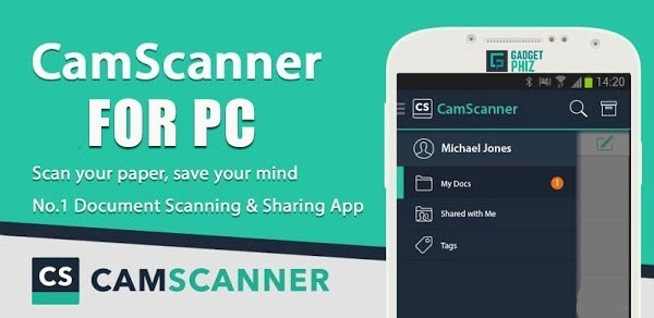 CamScanner for PC and Mac