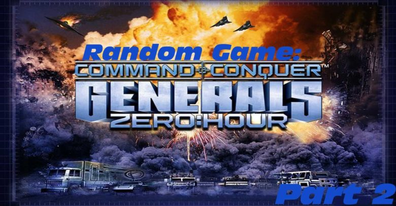 Command And Conquer Generals Zero Hour For PC