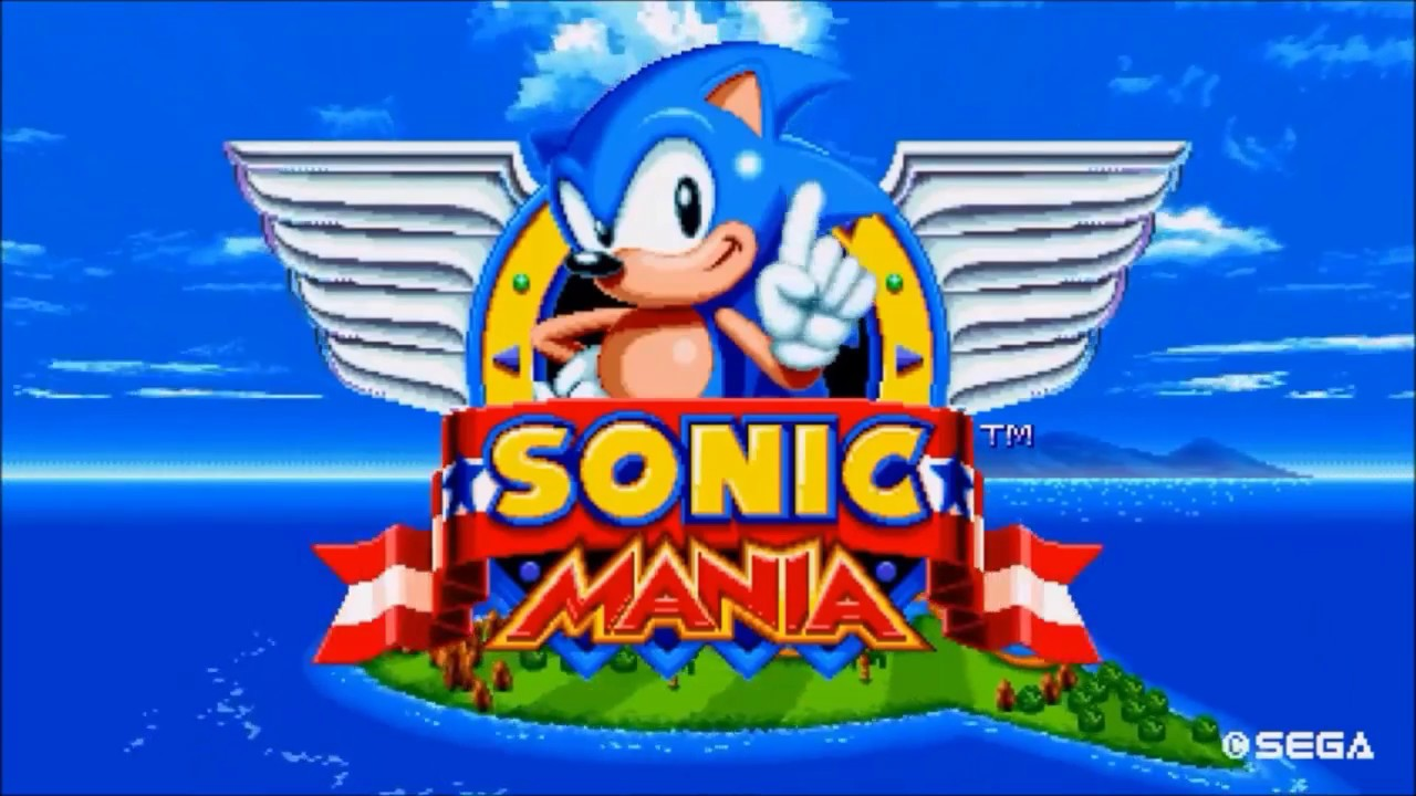 Download Sonic Mania Apk For Android