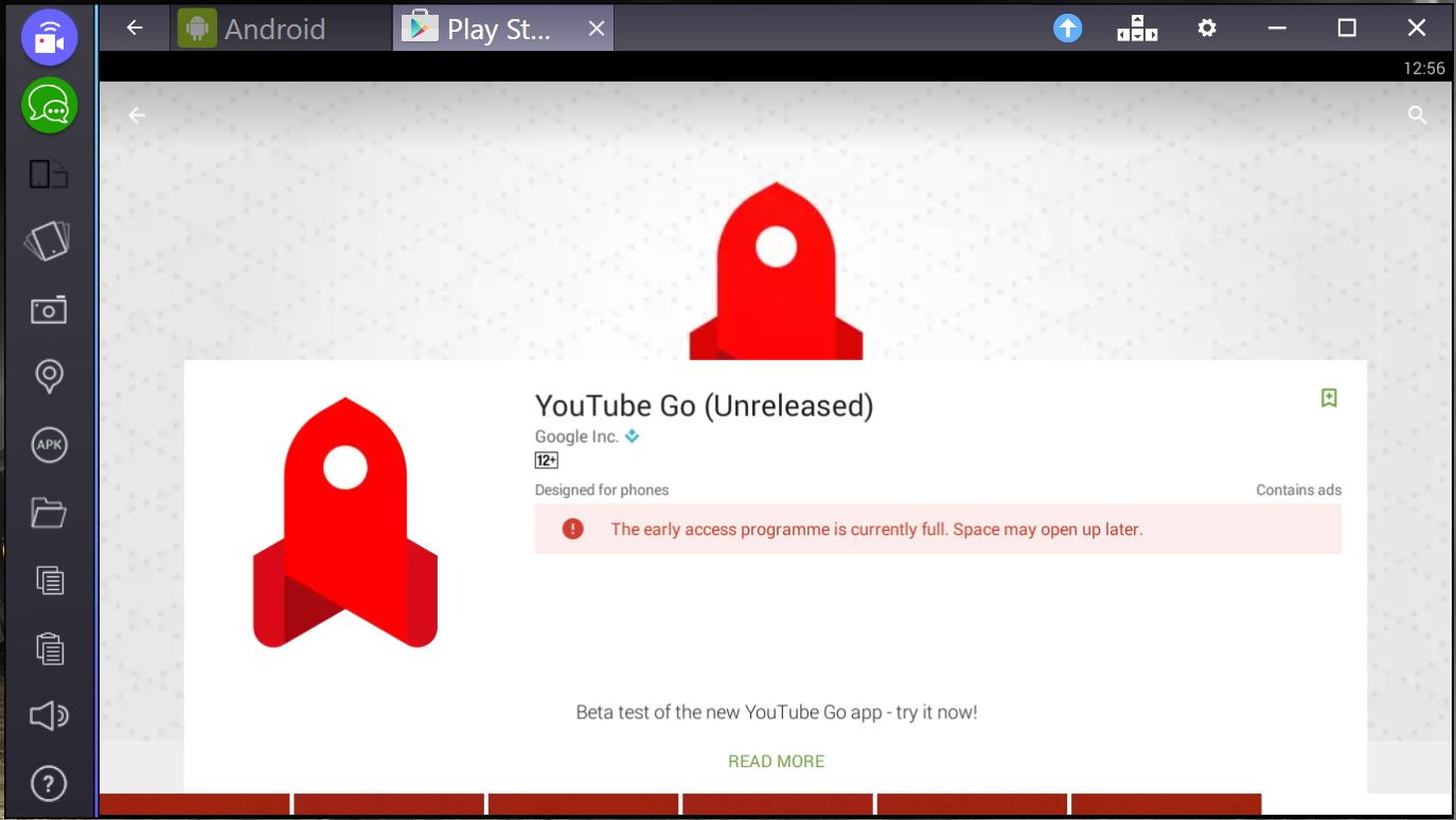 Download Youtube Go for PC