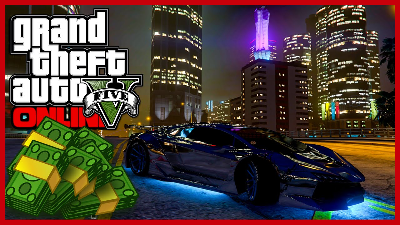 HOW TO MAKE MONEY IN GTA 5 STORY MODE - Free Game Hacks