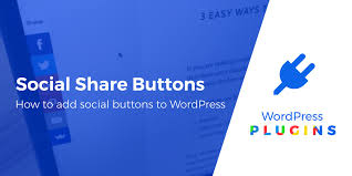 3 Basic Steps You Should Follow to Add Social Media Icons to Your WP Posts