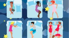 How Your Sleep Position Can Affect Your Health