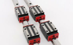 The Different Types of Precision Rails