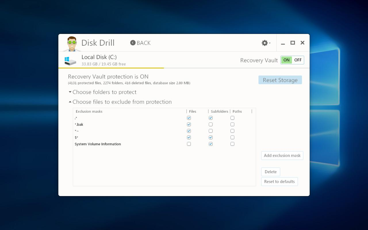 Recycle Bin Recovery with Disk Drill