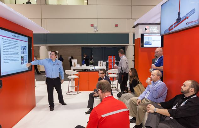 Top 5 Reasons To Exhibit Your Brand At Trade Shows