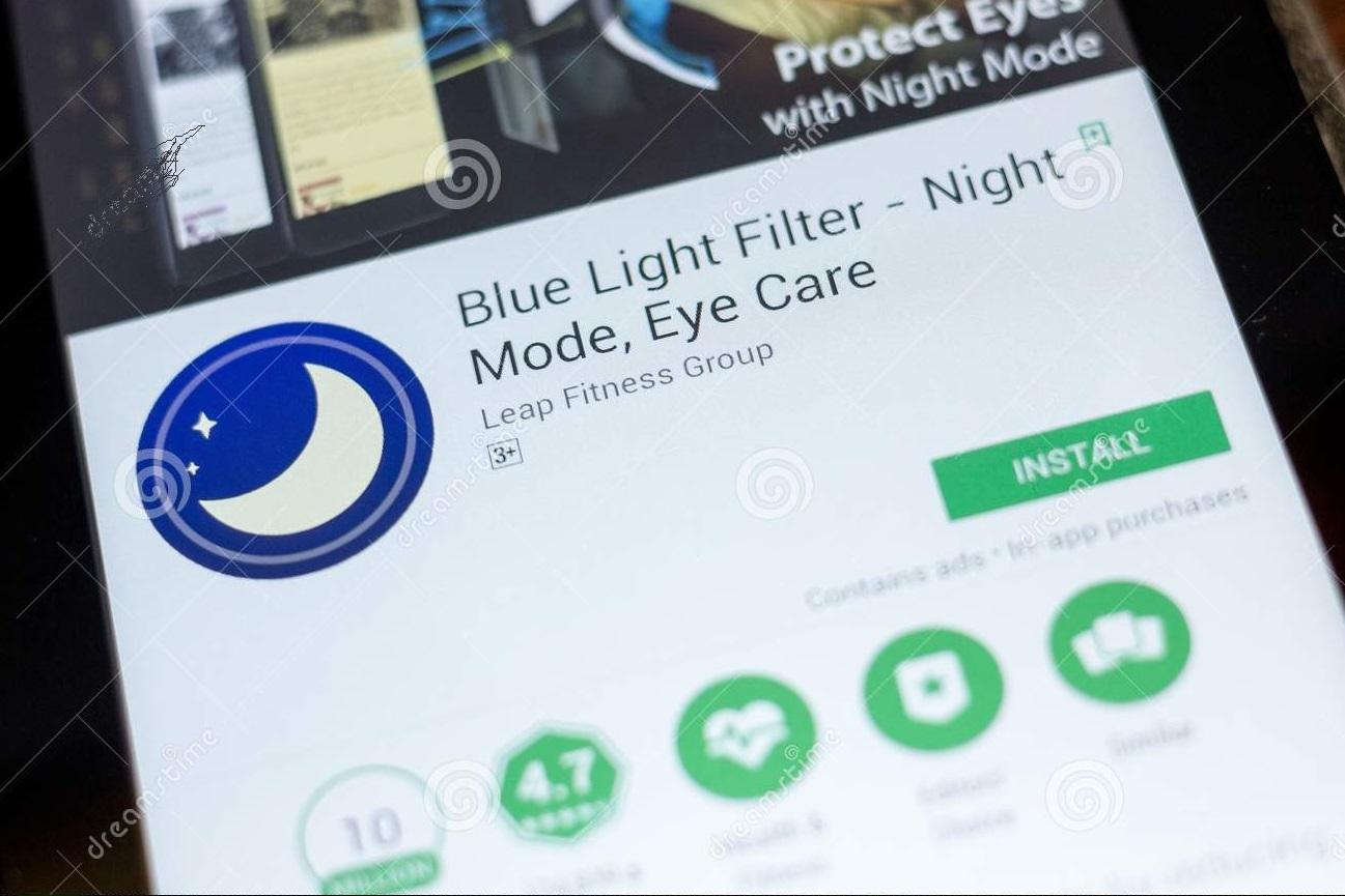 Blue Light Filter App Download for Pc