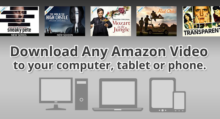 Amazon Prime Video App for PC