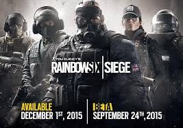 Rainbow six siege pc requirements