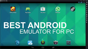 Top most light-weight android emulators for pc