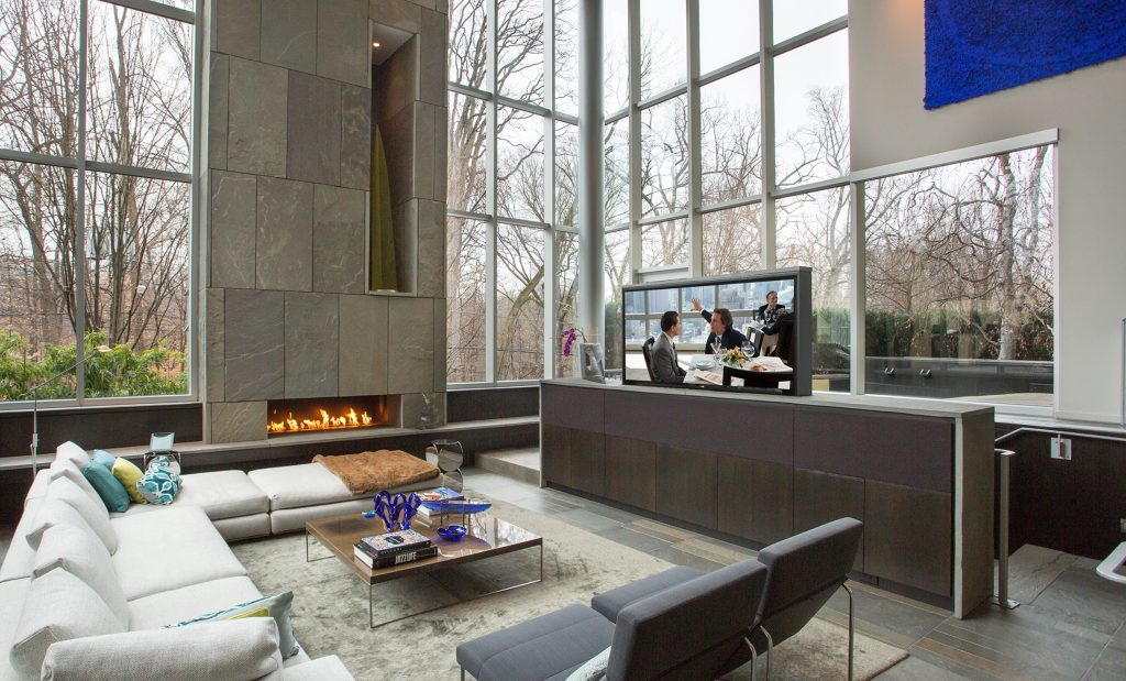 Motorized TV Lift Systems for All Kinds of Interior