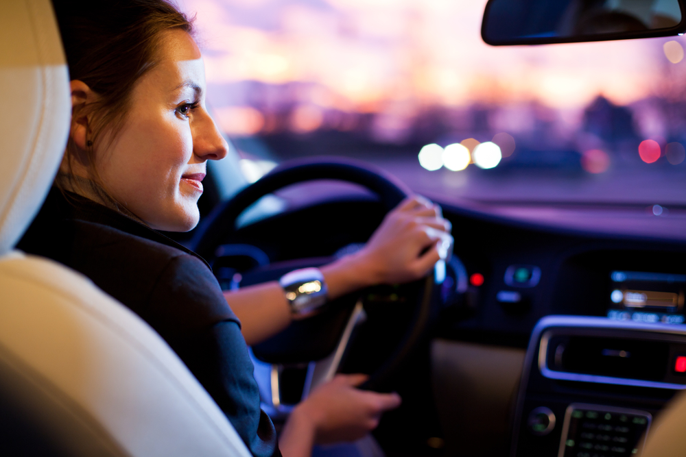 Five Tips When You're Behind the Wheel of a Rental Car