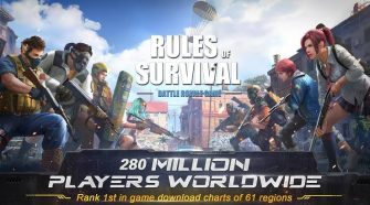Download Rules Of Survival-Latest Version