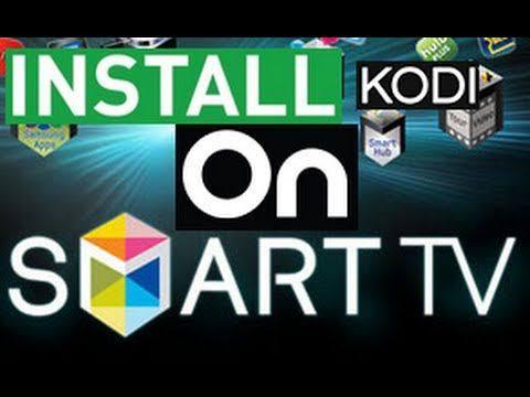 Use Kodi On Samsung Smart Tv