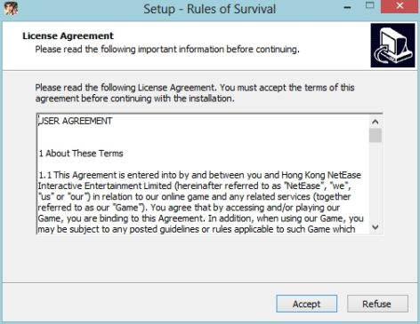 RoS License Agreement