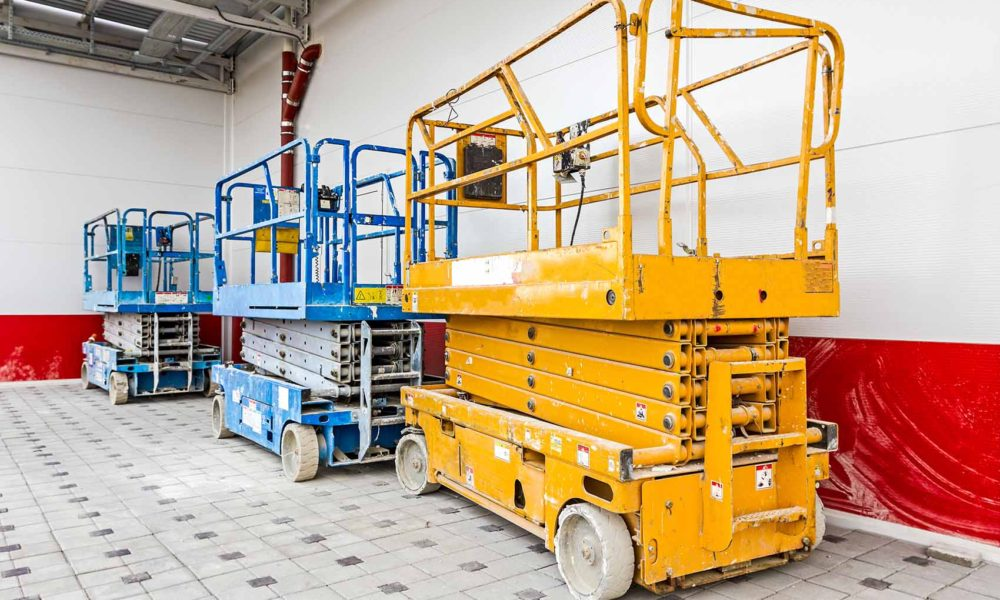 Hybrid Aerial Lifts: Everything You Need To Know