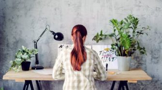 How to Transition from Working at Home to Working in a Real Office