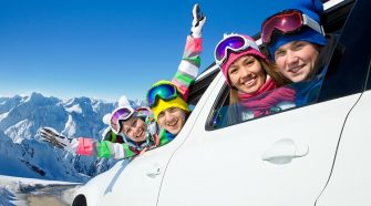 Five Tips to Stay Safe on the Road When Driving Through the Mountains