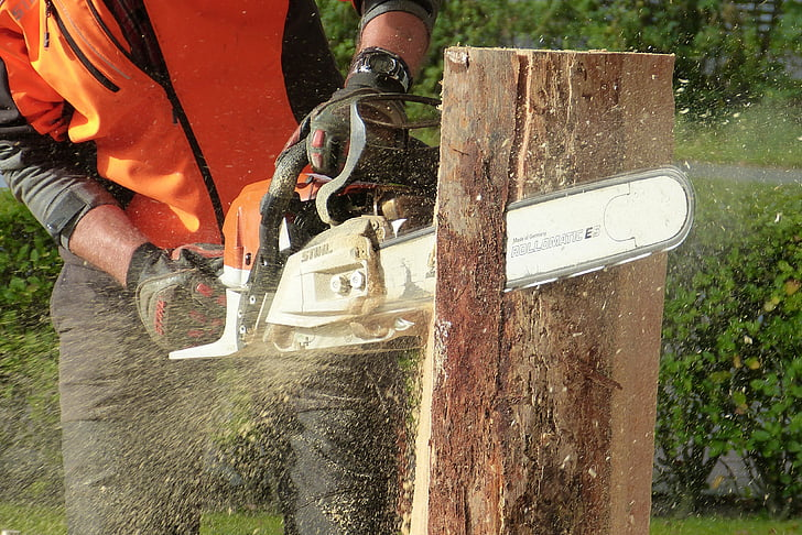 5 Important Reminders when Sharpening Your Chainsaw