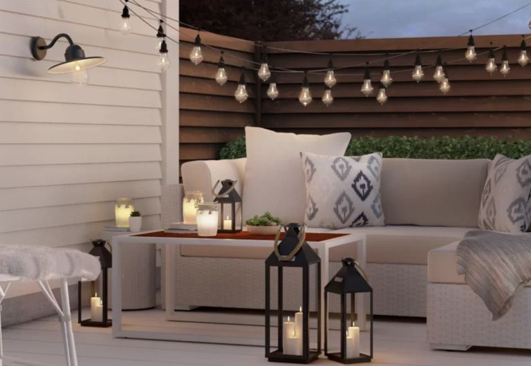 Four Reasons To Love Festoon Lights