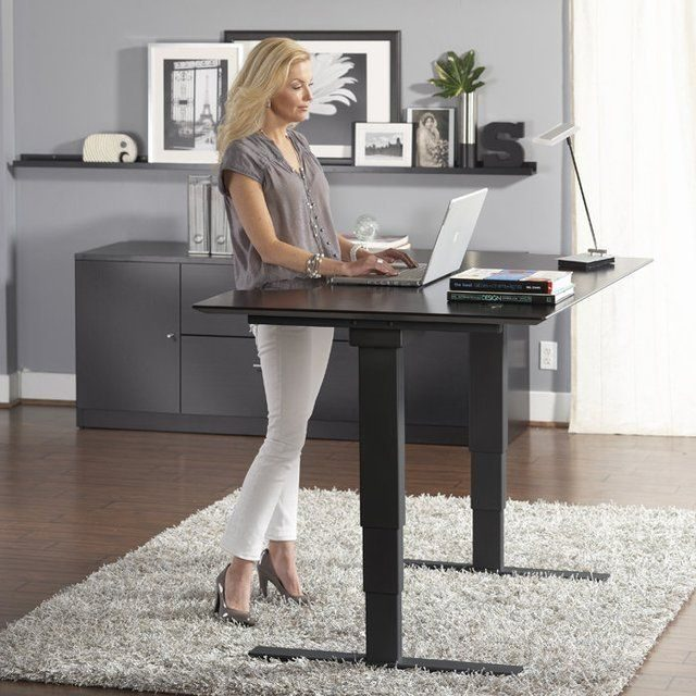 Stand Up Desks Recommended for Home Offices