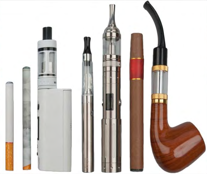 The Latest Trends in E-Cigarette Flavors
