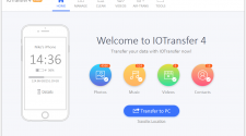 IOTransfer 4: The iPhone Manager for Easy Data Transfer and Management