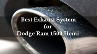 Get the Best Exhaust System for Your Dodge Ram 1500 Hemi