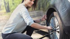 A Woman's Guide to Changing a Tire: Five Critical Tips