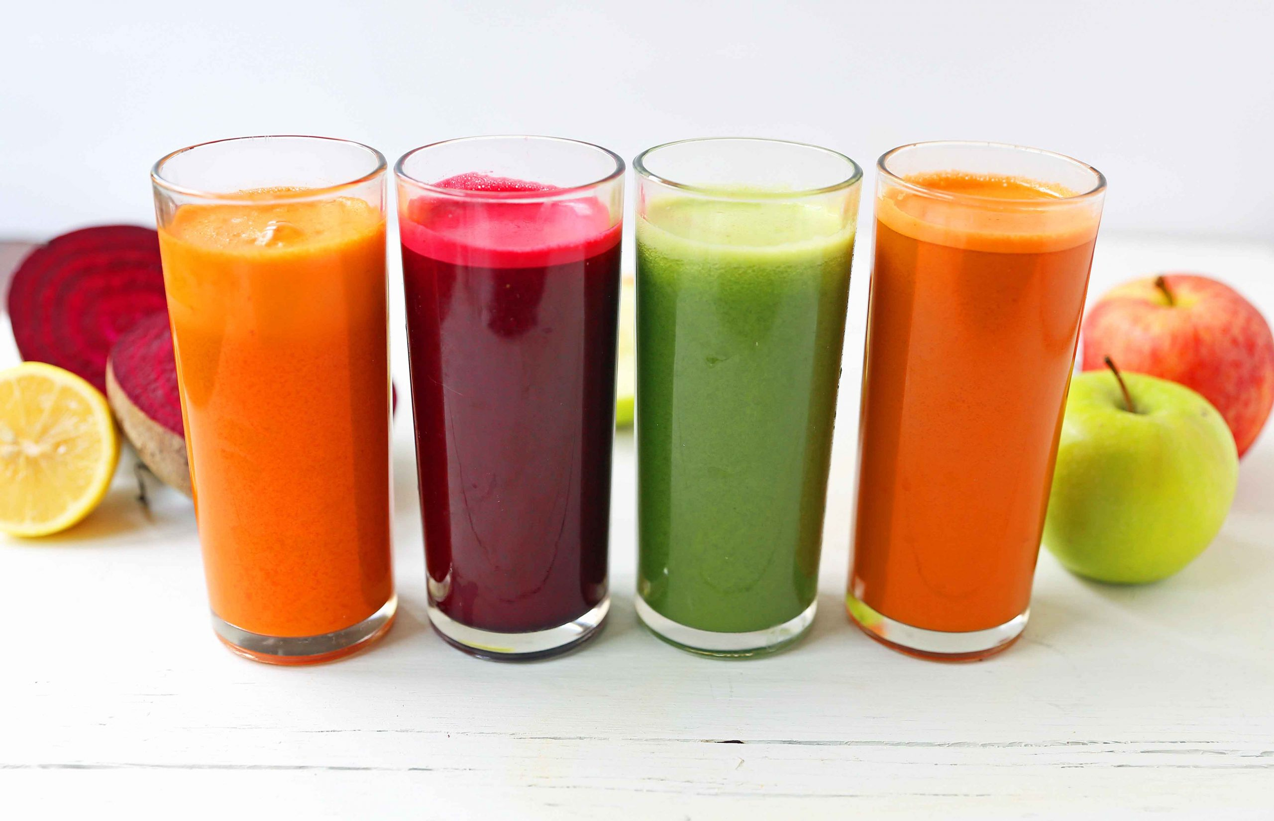 Top Healthy Drinks to Try Now