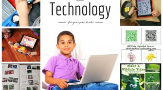Tech For Preschoolers That Will Make A Difference