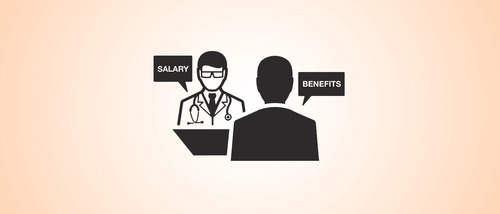 What a Physician Should Expect During Salary Negotiation