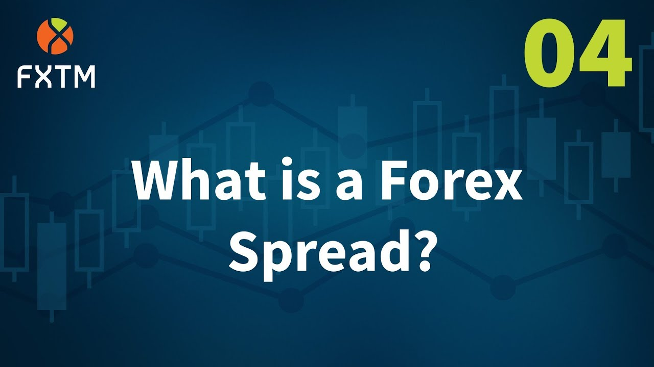 What Is Spread Forex