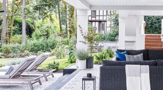 6 Ways to Design a Chic Outdoor Space Utilizing Outdoor Fabrics
