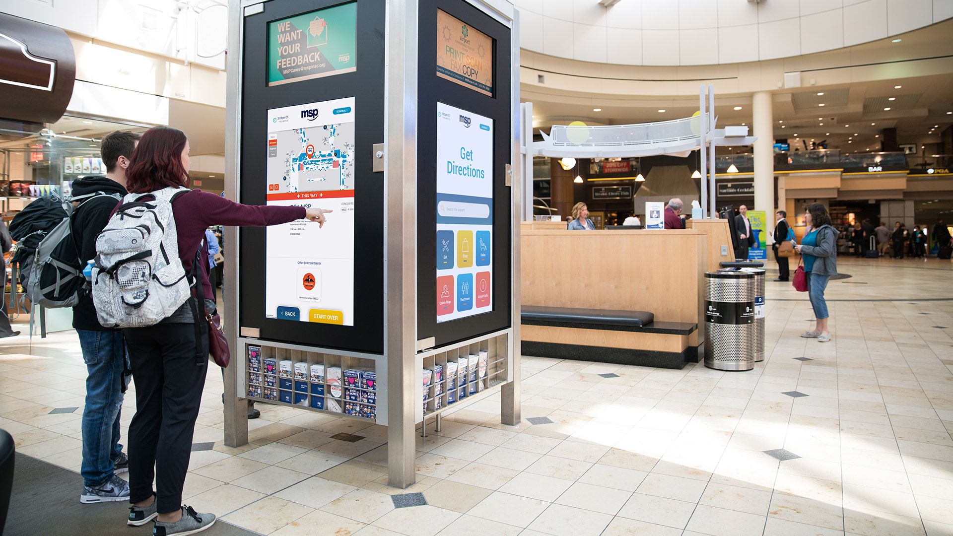 Why Digital Wayfinding Systems are Crucial for Modern Shoppers