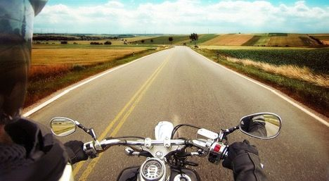 9 Important Tips for Your First Motorcycle Road Trip